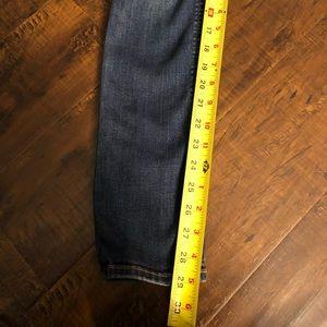 Hollister Jeans - Hollister distressed skinny jeans size 1